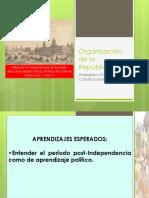 Organizacion de La Republica
