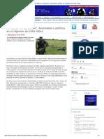 Ni _falsos_ Ni _positivos_. Asesinatos y Política en El Régimen de Uribe Vélez