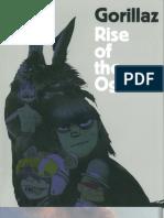 Gorillaz-Rise of the Ogre