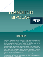 Presentacion Transitor Bipolar