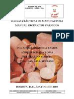 Manual Bpm Carnicos