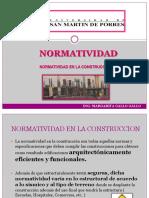 2- NORMATIVIDAD EN LA CONSTRUCCIÓN.ppt