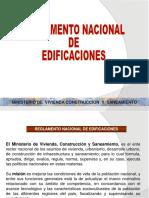 3- Reglamento Nacional de Edficaciones