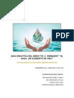 Guia Didáctica Webquest