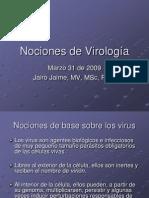 Nociones de Virología (Jairo Jaime)