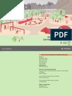 Guía de Diseño de Entornos Escolares, Madrid