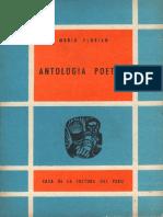 Ccp 1969 Antología Poética Mario Florian