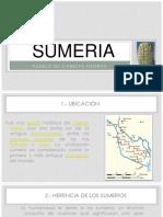 Sumeria - Historia de La Arquitectura