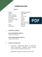 Curriculum Vita633