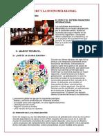 El Perú y La Economía Global