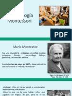 Metodología Montessori