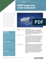 HESOP London Underground - Case Study - En - LD