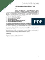 Formato Informe Gestion 2017