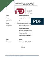256380312 Informe 1 Obtencion de La Curva de Magnetizacion UTP