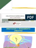 Creatividad empresarial 5 - 6.ppt