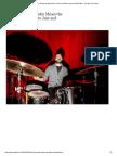 Dan Weiss's Starebaby Mines the Loud Ground Where Jazz and Metal Meet