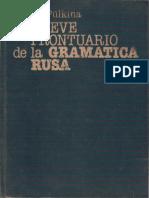 Pulkina - Breve Prontuario de la Gramática Rusa.pdf