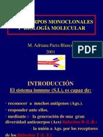 Anticuerpos Monoclonales y Biología Molecular