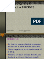 Patologia de La Glandula Tiroides