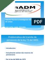 Informe Final de La Investigacion Documental y de Campo