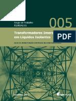 CIGRE BT 005 - Transformadores Imersos Em Líquidos Isolantes