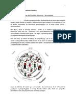 Ficha Cátedra. Familia, Discapacidad e Instituciones Educativas.pedag. Esp y Psicop. Op. 2015