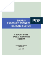 Bihar Bank Fraud Report