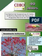 0. Cacao en Bolivia El Ceibo 2016