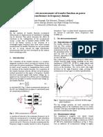 SFRA White Paper