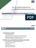 ESIC - Mercados Internacionales COMPLETO