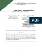 Branch  Robert M   National Agenda Minority Teacher Recruitment(4)