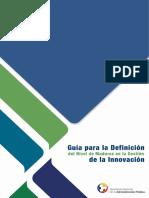 02 - Guia Para La Definicion Del Nivel de Madurez en La Gestion de La Innovacion