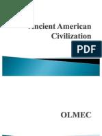 Ancient American Civilization