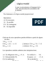 Spehrs - Lógica Modal