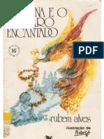Rubem Alves - A Menina e o Pássaro Encantado