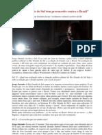 Jorge Furtado - O Rio Grande Do Sul Tem Preconceito Contra o Brasil