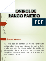 7 Control de Rango Partido