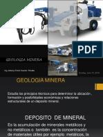 Geologia Minera B