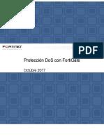 Protección DoS Con FortiGate