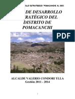 PDC Pomacanchi-1