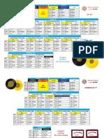 Lista de Preços-2018 prensagem de vinyl Polison