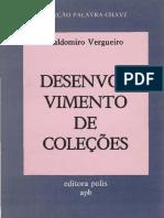 1989. Vergueiro. Desenvolvimento de Coleções