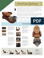 25th Murano Sell Sheet
