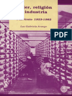 Mujer, religión e industria Fabricato 1923-1982