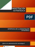 Administración Estratégica Final