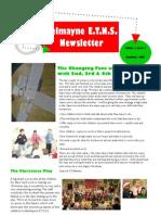 Dec 2009 Newsletter
