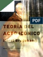 Bredekamp Horst_Teoria Del Acto Iconico
