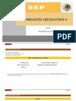 Etimologias Grecolatinas II (2011).pdf