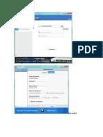 Configuracion parametros Forticlient