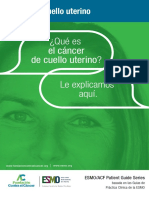 Cancer de Cuello Uterino Guia Para Pacientes